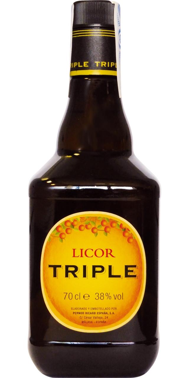 Triple sec Pernod