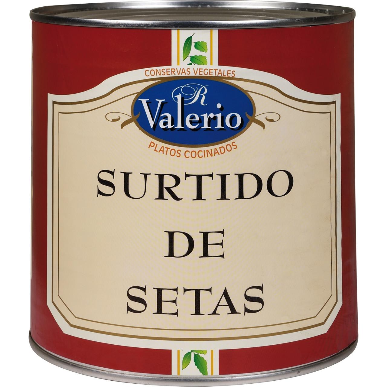 Barreja de bolets Valerio