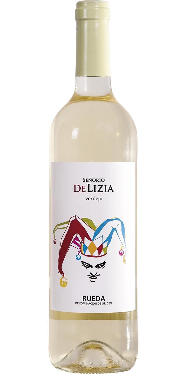 Señorio de lizia vi blanc verdejo