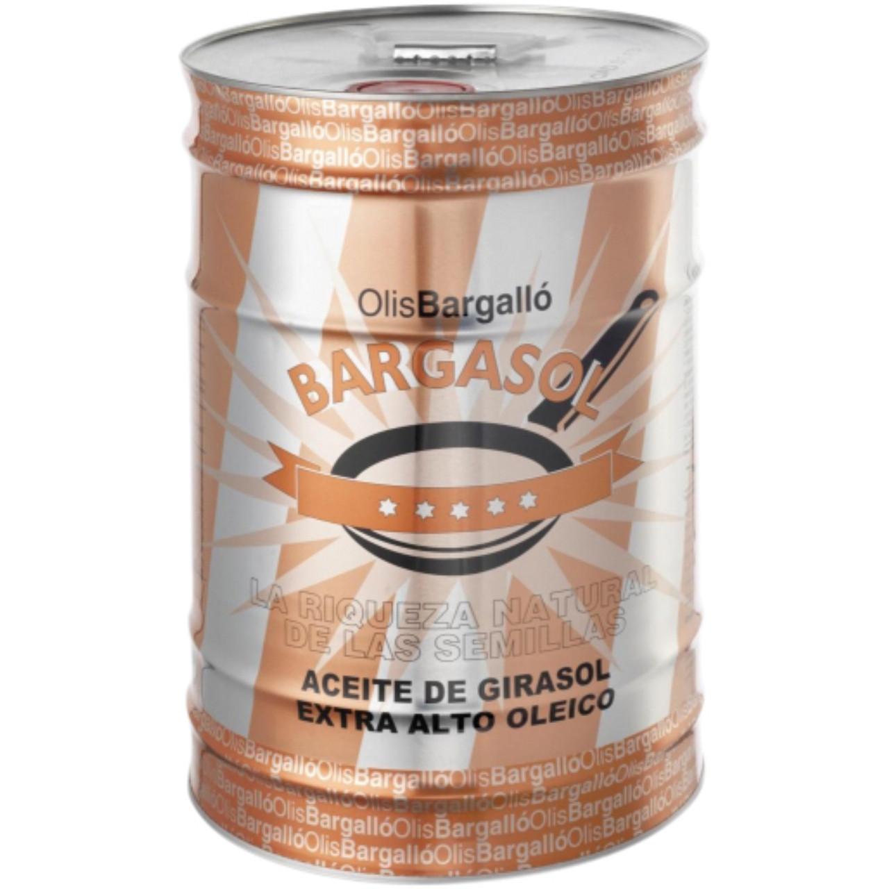 Bargasol oli alt oleic extra llauna Bargalló