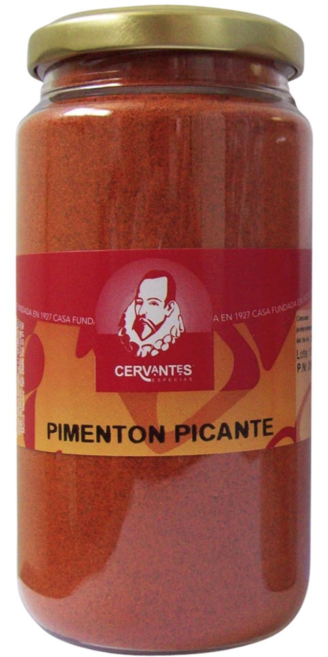 Pebre picant vermell Cervantes