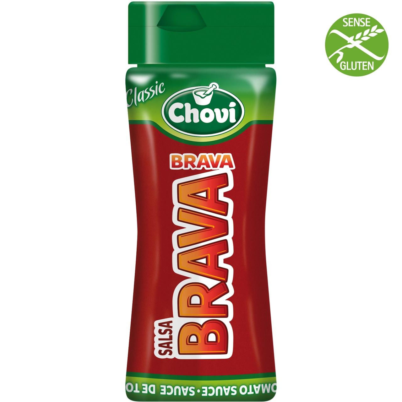 Salsa brava Chovi