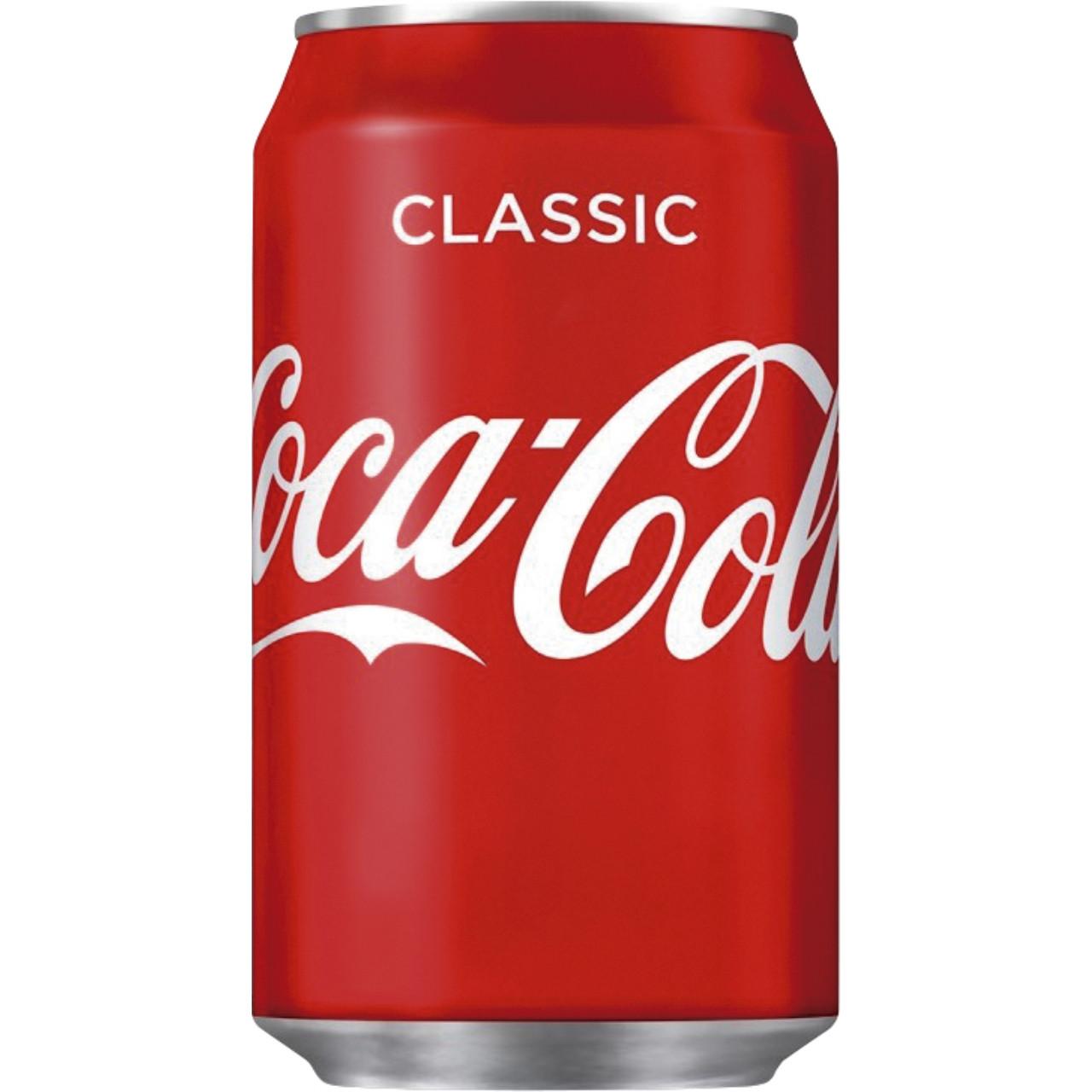 Llauna importació coca cola