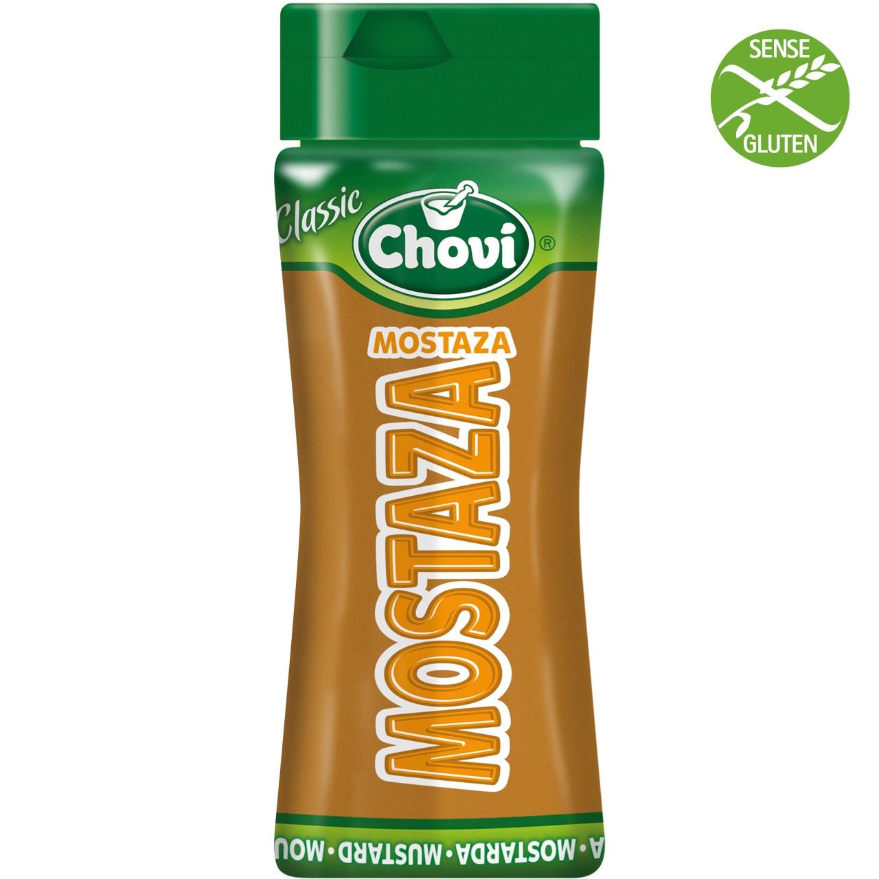 Mostassa groga Chovi