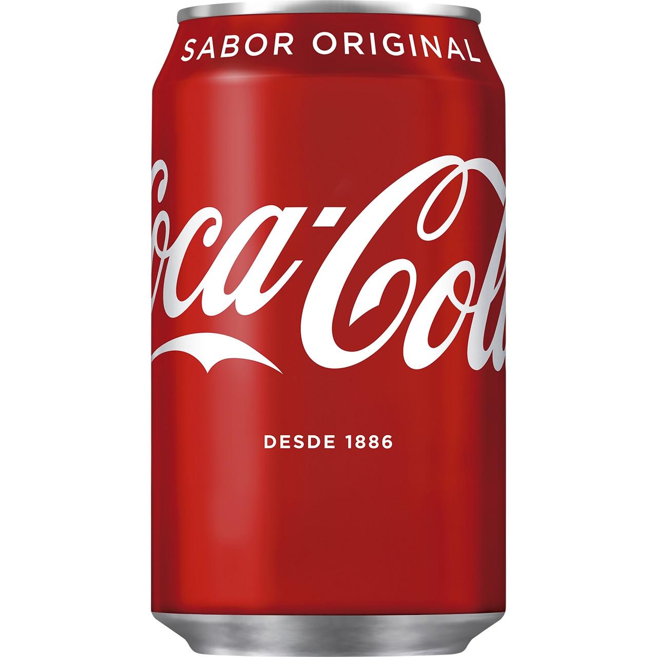 Llauna nacional coca cola 24u