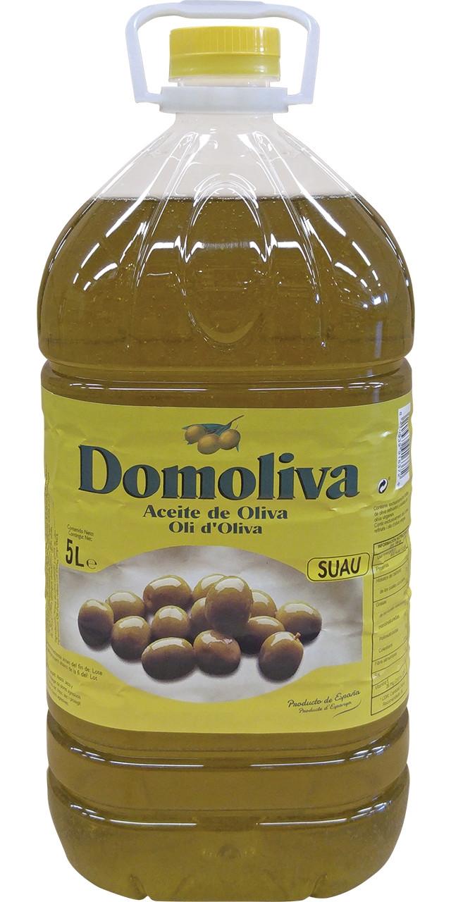 Domoliva suau oli oliva