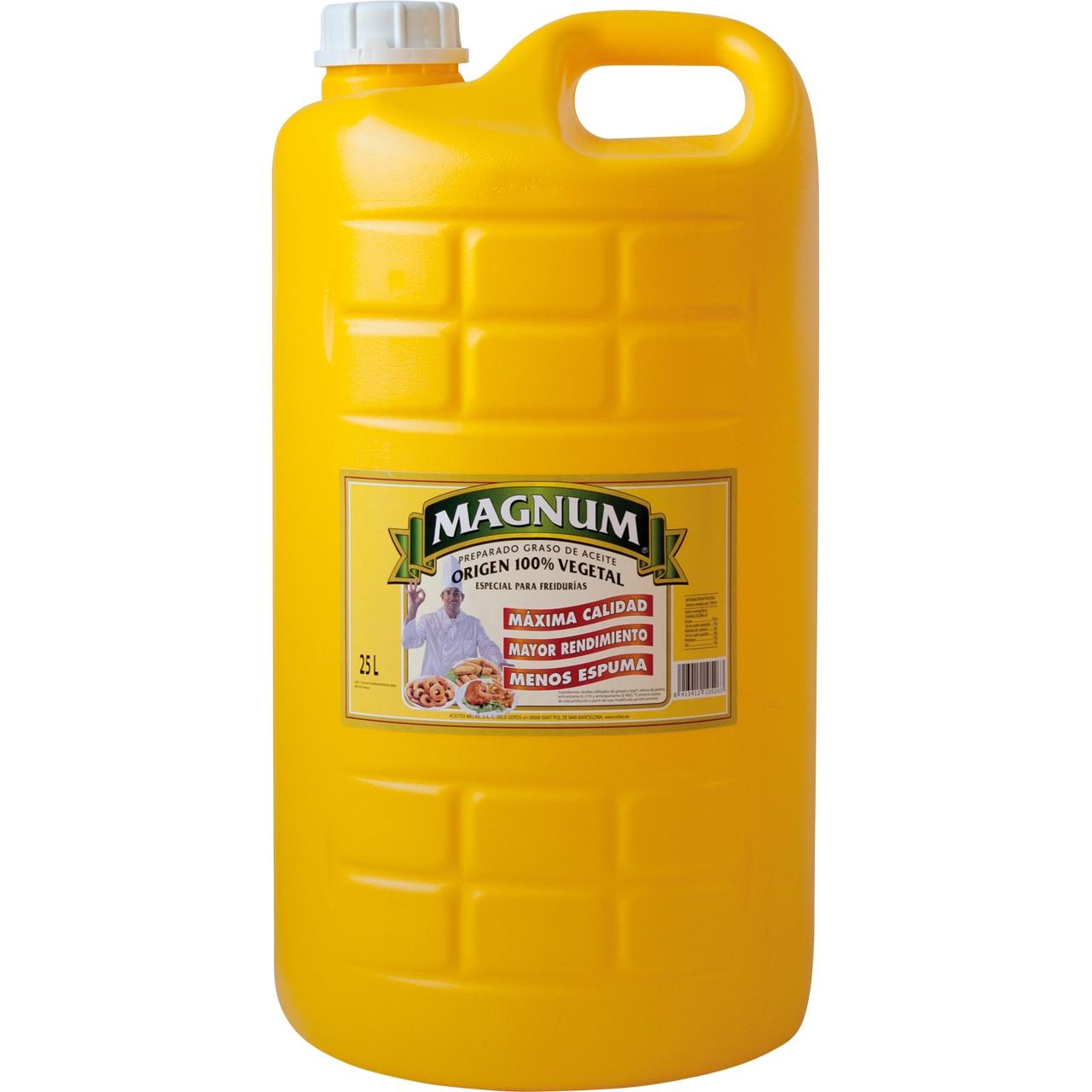 Magnum oli especial fregits