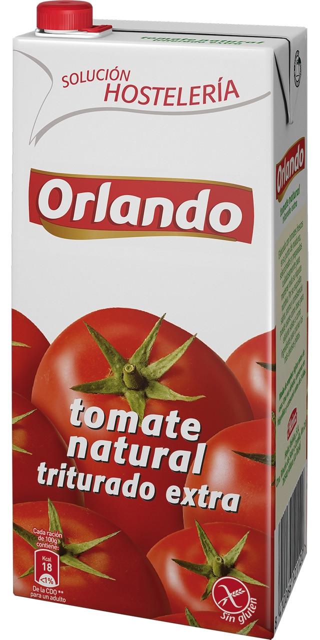 Tomàquet triturat Orlando bric