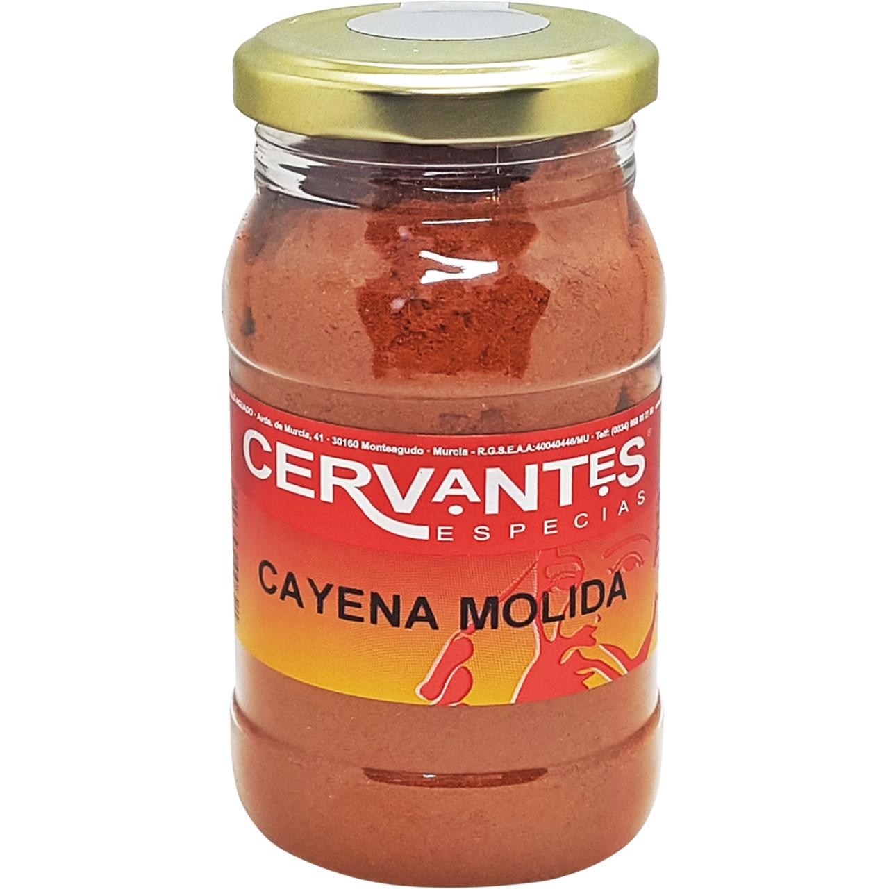 Caiena mòlta Cervantes