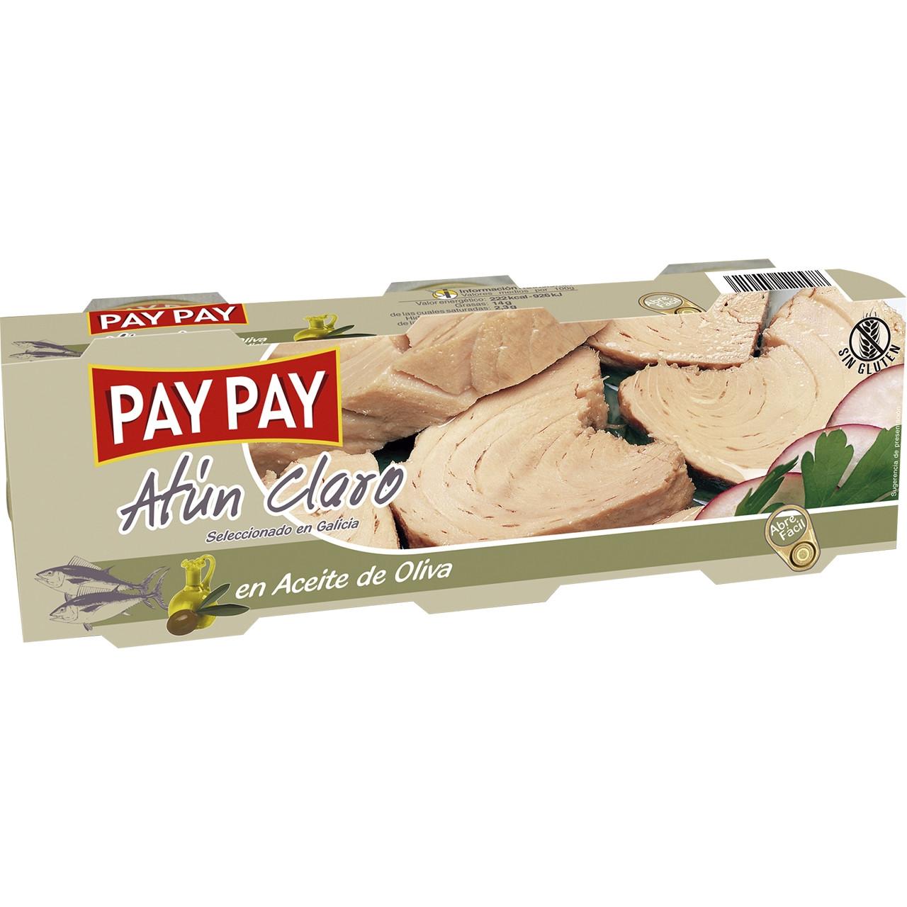Tonyina clara oli oliva ro-85 p3 Pay Pay