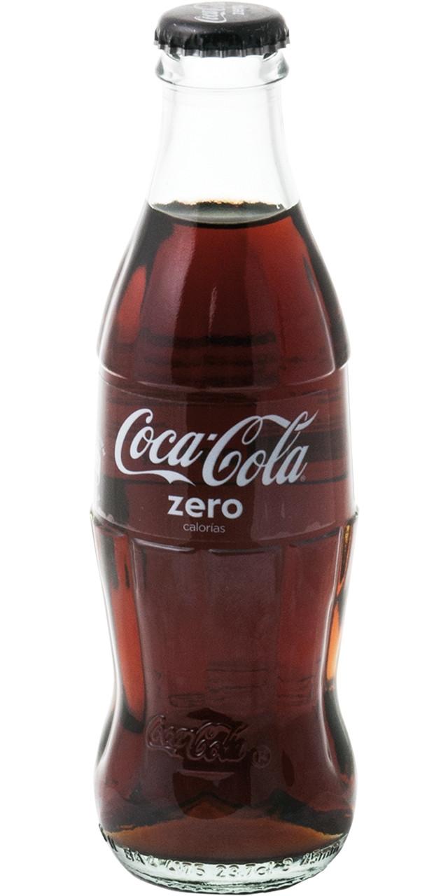 Coca cola zero 237 rt 24u