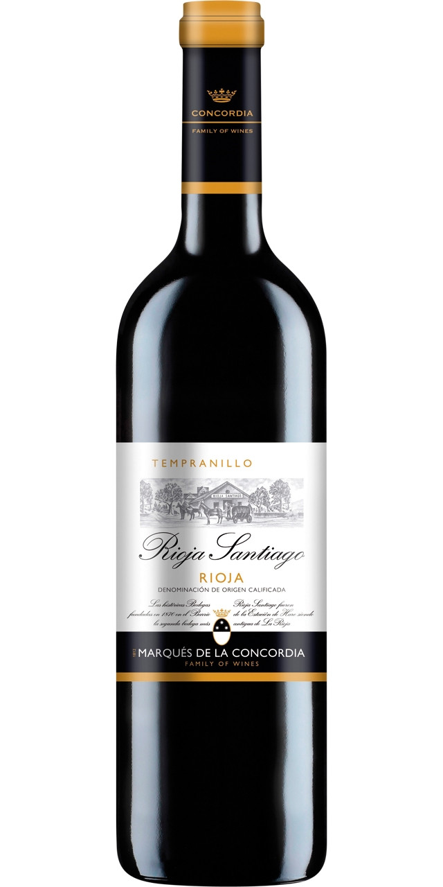 Rioja santiago vi negre jove