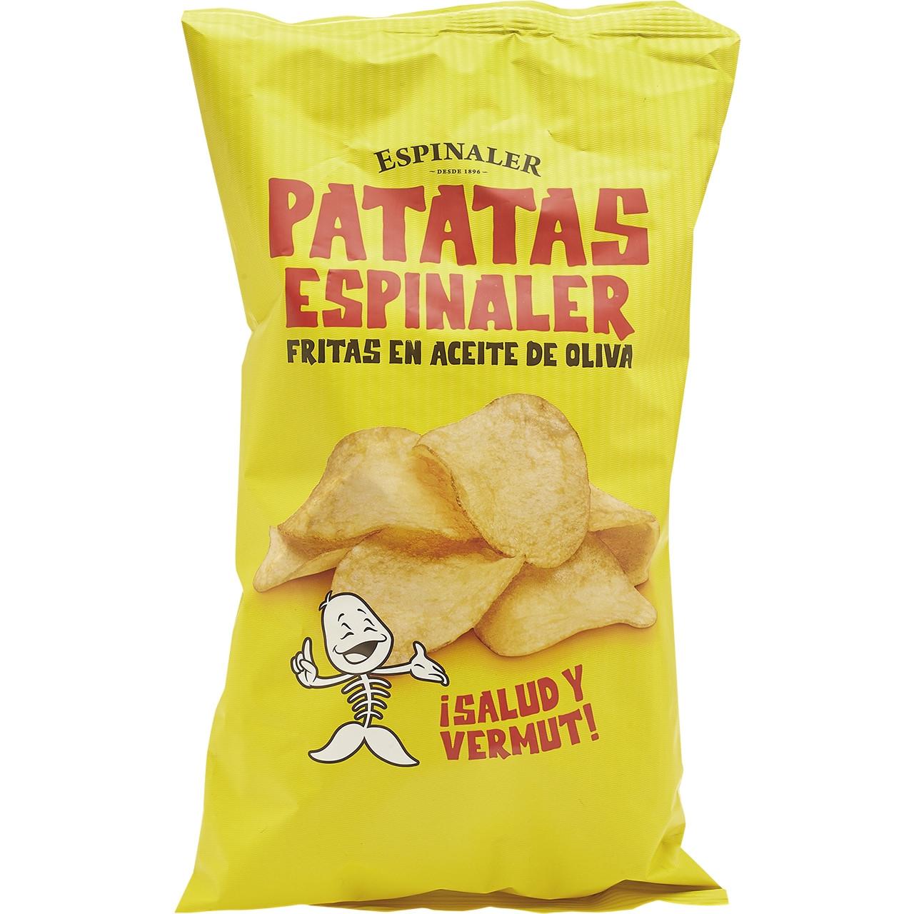 Espinaler-patates fregides