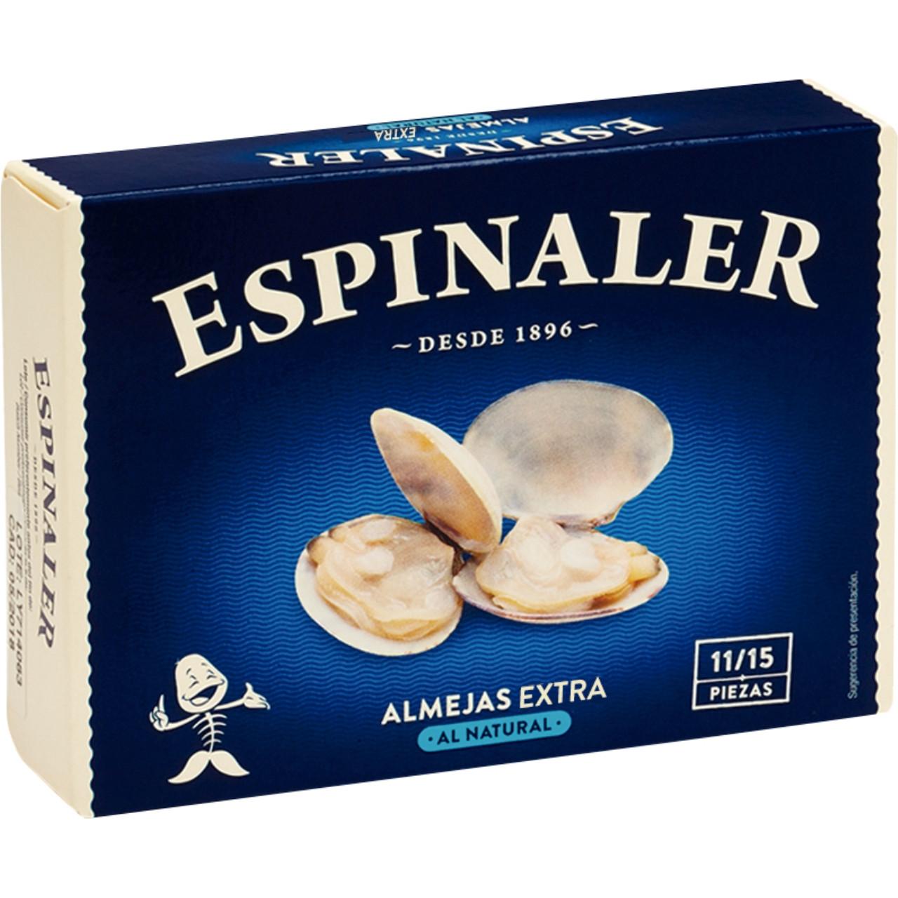 Espinaler-cloisses naturals rr125 11/15