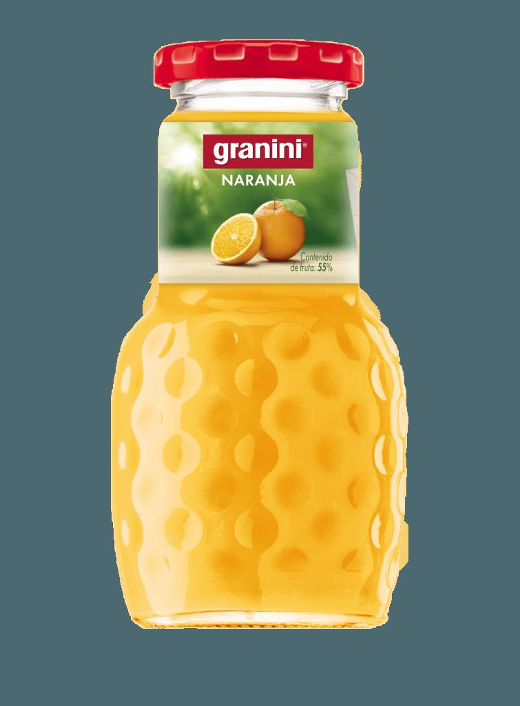 Granini taronja 200ml 24u