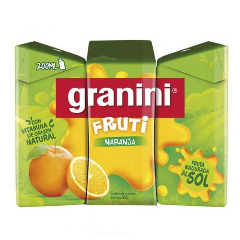 Granini mini-brik taronja
