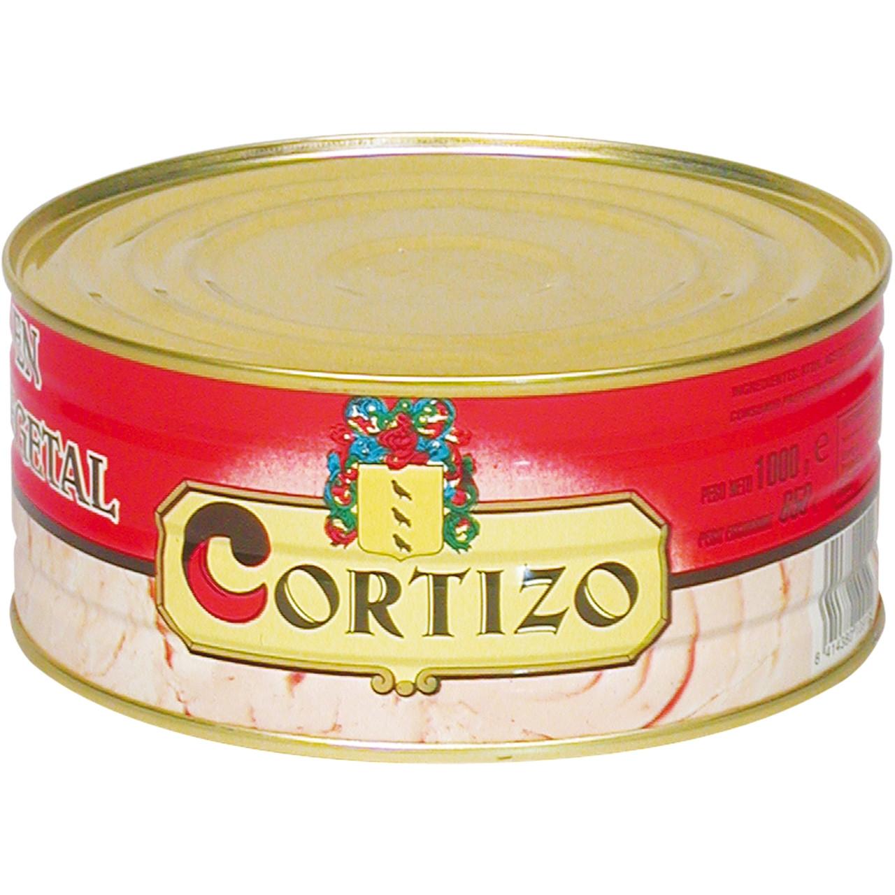 Tonyina ratll. Cortizo ro-900