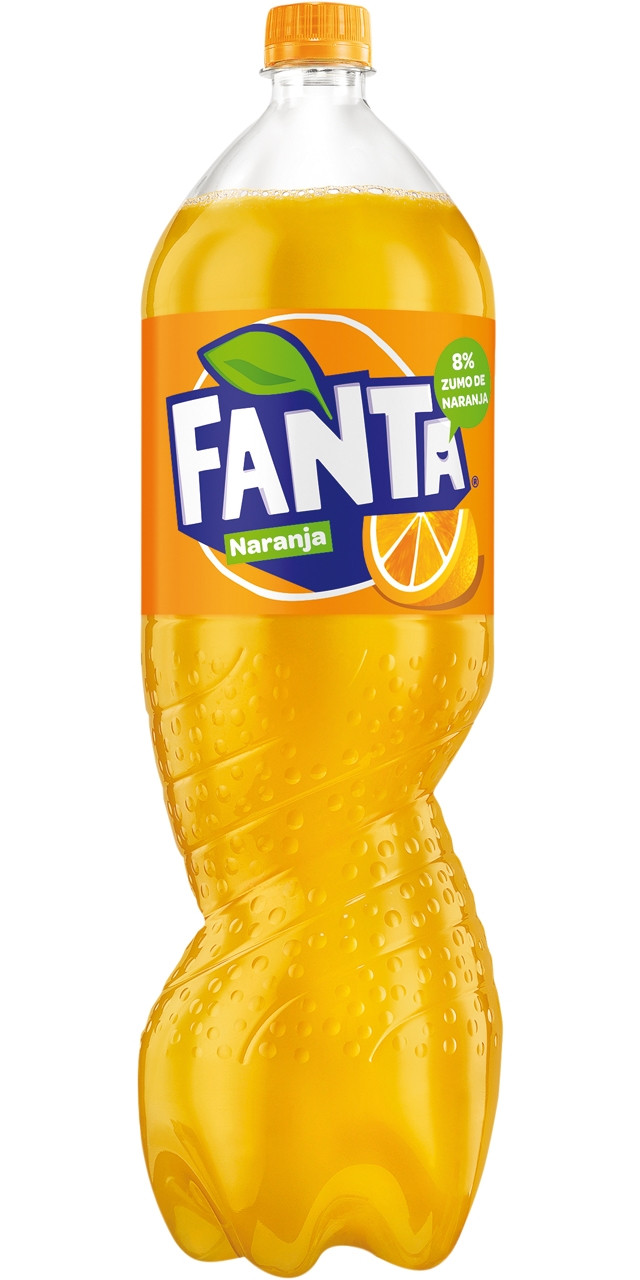 Fanta taronja 2 l. sr 6u