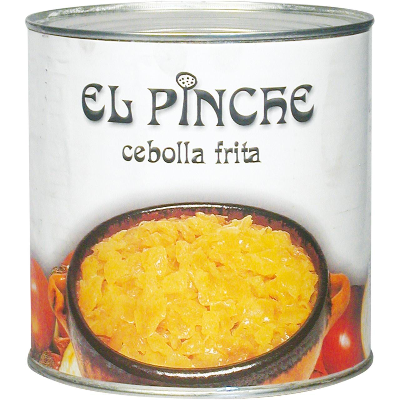 Ceba fregida El Pinche